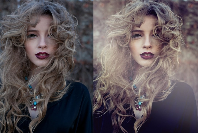 do any Photoshop editing and retouching