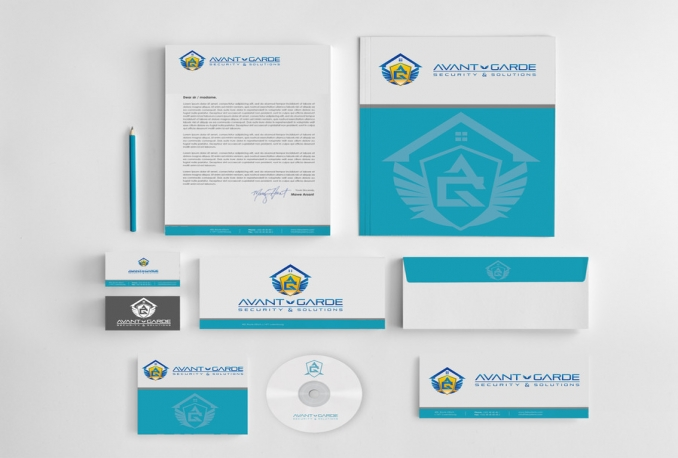 design Business card,Letterhead or Stationary