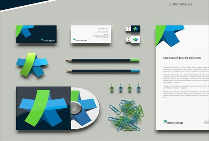 do business card and create full stationary design