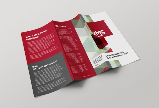 design professional Trifold Brochure