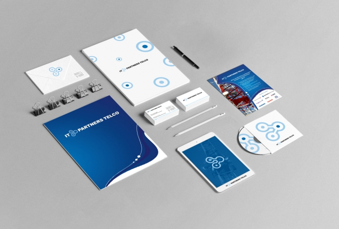 design letterhead, biz card and stationary