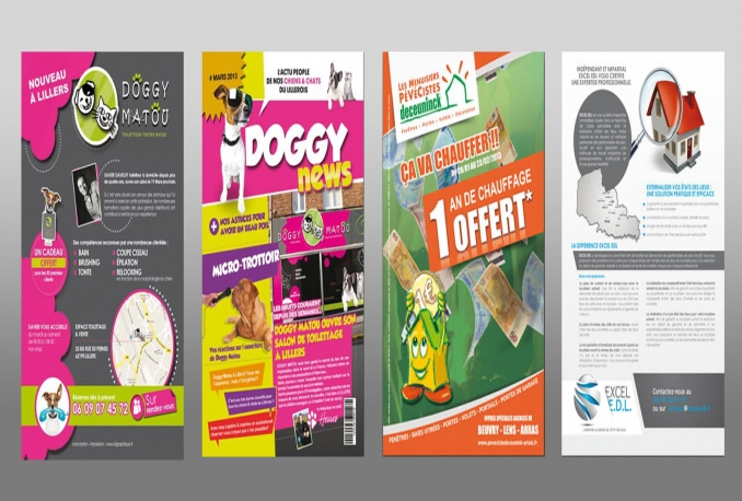 design you a UNIQUE poster, card, flyer