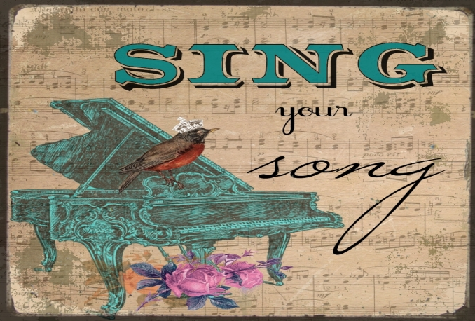 sing your original song