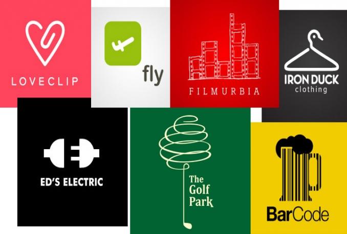 design a creative modern logo
