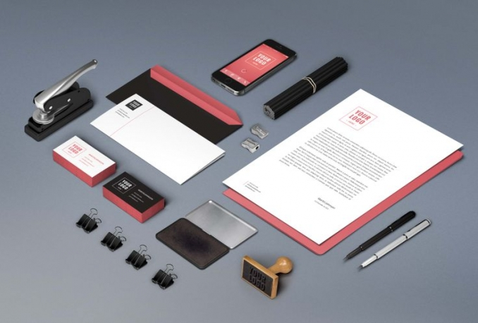 do professional stationary design