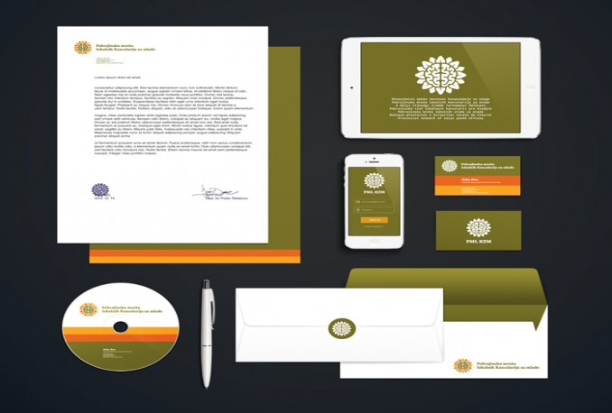 do 2concepts business card, letterhead and stationary design