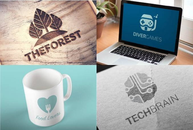 design Awesome Custom LOGO