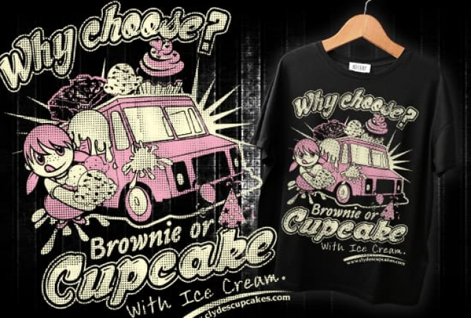create custom amazing TShirt design