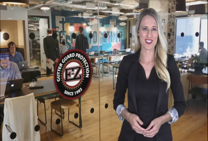 create A Spokesperson Video With A Live Office Background
