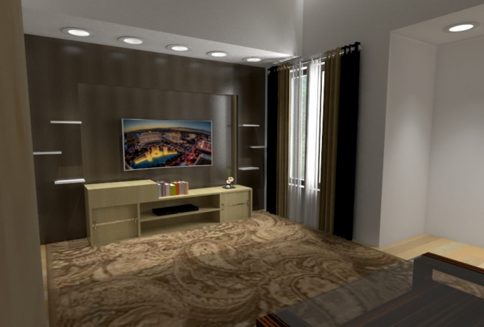 I Will Do Interior Design For Your Room