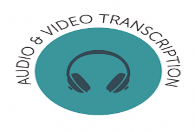 quality transcript audio and video