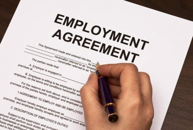 provide Employment Agreement