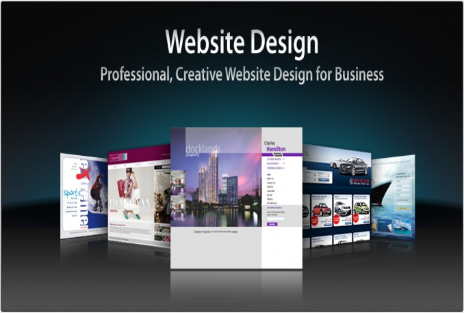 design and manage your website to your taste