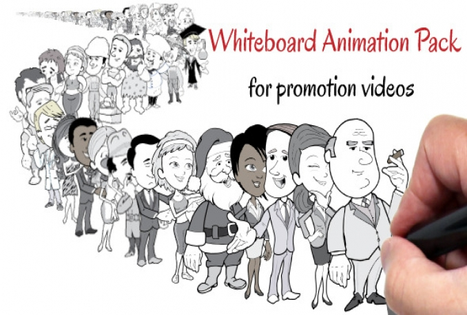 design an Animated Promotional, Brand and Explainer Video