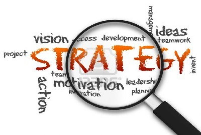 write a sales strategy plan for your business