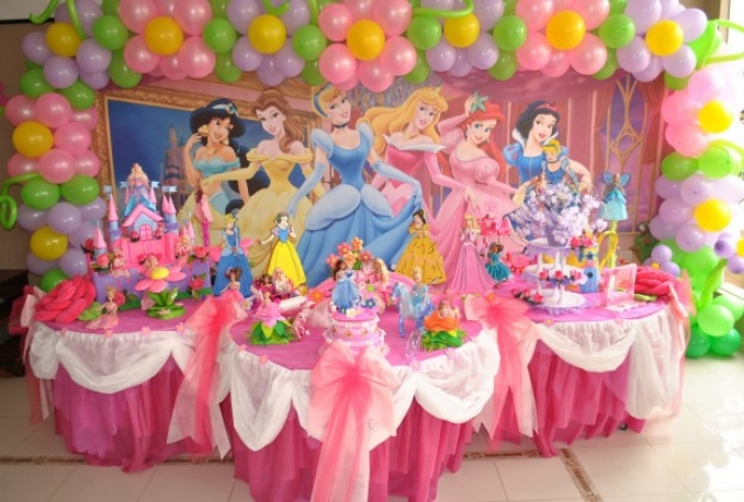 design a Birthday Party Theme