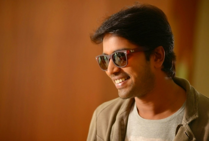 provide Actor Allari Naresh's contact details