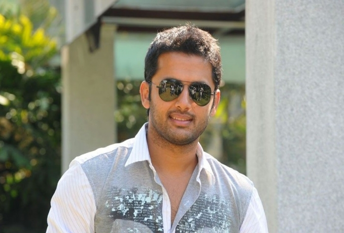 provide Actor Nithin's contact details