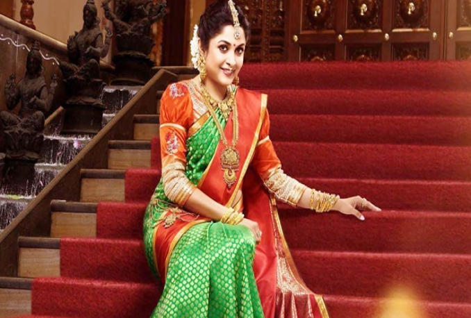 give Actress Ramya Krishnan's contact details