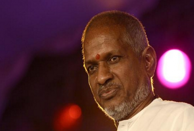 give Music Director Ilaiyaraaja's contact details