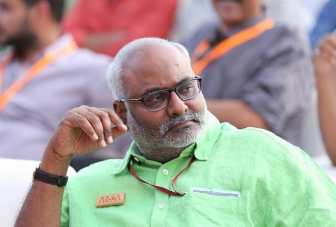 give Music Director M.M. Keeravani's contact details