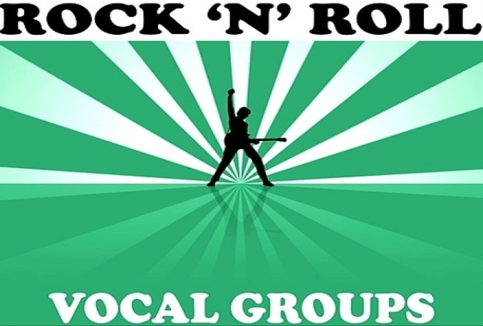 provide real rock n roll vocals for your song