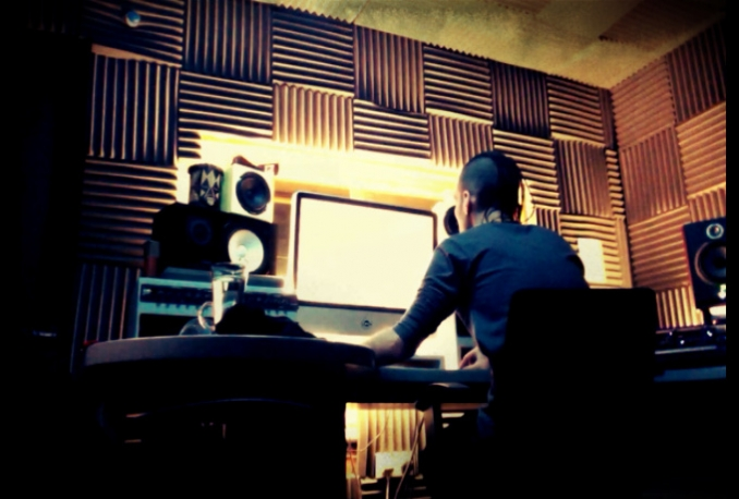 create sound fx, sound design and jingles