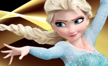 transform you in princess Elsa from Frozen