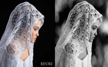 professionaly Retouch your images