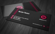 design MAGNIFICENT Business Card