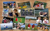 create an awesome photo collage