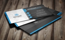 design professional, modern, double sided BUSINESSCARD