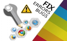 fix your html, css, wordpress, asp, php bugs
