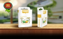 design product packaging and 3d mock up