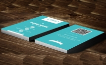 create 2 different Business card design