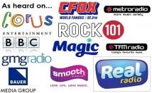 make you radio drops, sweepers and jingles