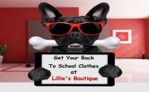 make the funny dog promote your logo or website on tablet