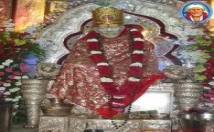 "make your birthday blessed with ""SAI BABA AARTI"" at dilsukhnagar temple"